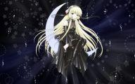 Anime Dark Angel Girl 34 Background Wallpaper