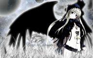Anime Dark Angel Girl 7 Background Wallpaper