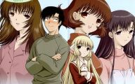 Chobits Characters 21 Anime Background