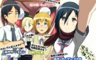 Shingeki No Kyojin Season 2 32 Desktop Background