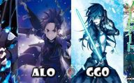 Sword Art Online Season 3 6 Anime Background