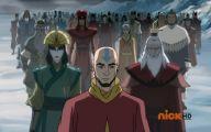 Aang Legend Of Korra 23 Anime Wallpaper