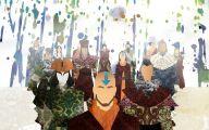 Aang Legend Of Korra 5 Desktop Wallpaper