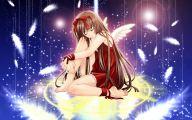 Anime Girl Angel 39 Desktop Background