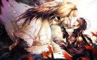 Anime Girl Angel 41 Desktop Wallpaper