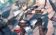 Anime Girl Assassin 29 Cool Wallpaper