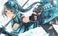 Anime Girl Assassin 42 Wide Wallpaper
