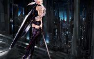 Anime Girl Assassin 6 Widescreen Wallpaper