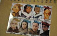 Avatar The Last Airbender Characters 12 Desktop Wallpaper