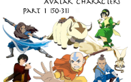 Avatar The Last Airbender Characters 17 Desktop Wallpaper