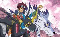 Digimon Creatures 10 Wide Wallpaper