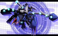 Digimon Creatures 12 High Resolution Wallpaper