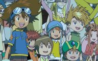Digimon Creatures 16 Widescreen Wallpaper
