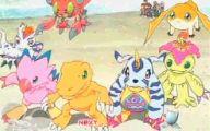 Digimon Creatures 22 Desktop Wallpaper