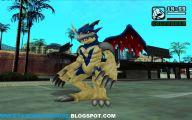 Digimon Creatures 27 Widescreen Wallpaper