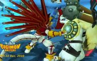 Digimon Online 9 Background Wallpaper