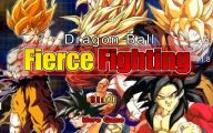 Dragon Ball Fierce Fighting 4 11 Free Hd Wallpaper