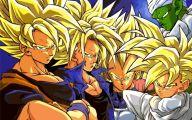 Dragon Ball Z Dragon 3 Wide Wallpaper