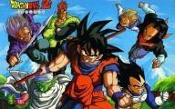 Dragon Ball Z Movies 9 Background Wallpaper