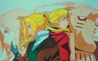 Elric Brothers 11 Widescreen Wallpaper
