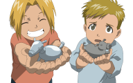 Elric Brothers 27 Hd Wallpaper