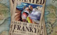 Franky One Piece 26 Widescreen Wallpaper