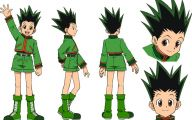Gon Freecss 22 Free Hd Wallpaper
