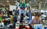 Gundam Series 45 Background Wallpaper