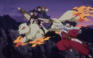 Inuyasha Final Act 40 Background Wallpaper