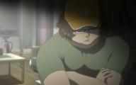 Itaru Hashida 4 Anime Background