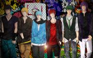 Kuroko No Basket Season 1 17 Wide Wallpaper