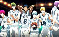 Kuroko's Basketball Characters 15 Desktop Background