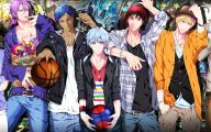 Kuroko's Basketball Characters 30 High Resolution Wallpaper