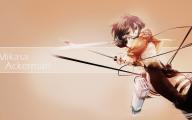 Mikasa Ackerman 2 Widescreen Wallpaper