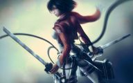 Mikasa Ackerman 24 High Resolution Wallpaper