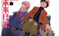 Mirai Nikki Future Diary 35 Wide Wallpaper