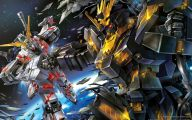Mobile Suit Gundam Unicorn 29 Cool Wallpaper