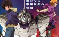 Mobile Suit Gundam Unicorn 8 Desktop Background