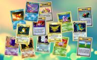 Pokemon Cards 39 Anime Background
