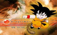 Son Goku 38 Background Wallpaper
