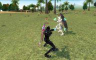 Sword Art Online Real Game 26 High Resolution Wallpaper