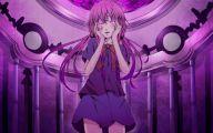 Yuno Anime Girl 30 Widescreen Wallpaper