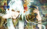 Anime Guy Fox 7 Background Wallpaper