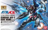 Gundam Age 3 Free Wallpaper