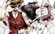 One Piece Luffy 25 Background Wallpaper