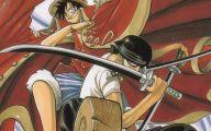 One Piece Luffy 33 Widescreen Wallpaper