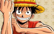 One Piece Luffy 42 Desktop Background