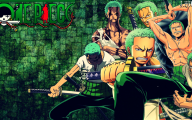 One Piece Zoro 6 Free Hd Wallpaper