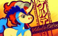 Pokemon Xy Keldeo 24 Cool Wallpaper