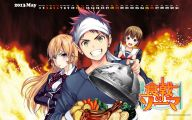 Yukihira Soma 26 Anime Wallpaper